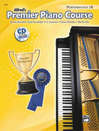 - Premier Piano Course Performance Book 1B Instruc