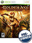 Golden Axe: Beast Rider - PRE-OWNED - Xbox 360
