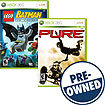 - Refurbished LEGO Batman: The Video Game/Pure - P