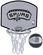 - San Antonio Spurs Mini Hoop Set