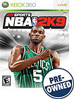 NBA 2K9 - PRE-OWNED - Xbox 360