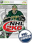 NHL 2K6 - PRE-OWNED - Xbox 360