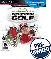 John Daly's ProStroke Golf - PRE-OWNED - PlayStati