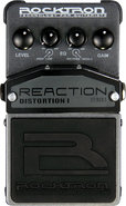 - Reaction Distortion I Effects Pedal for Electric