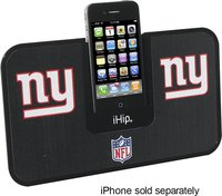 - New York Giants iDock Speakers