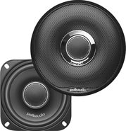 Polk Audio - 4   Coaxial Speakers with Polymer Com