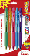 - Wow Assorted Retractable Ball-Point Fashion Pen