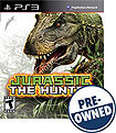 Jurassic: The Hunted - PRE-OWNED - PlayStation 3