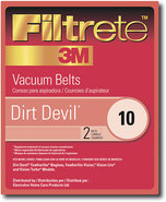 - Filtrete Dirt Devil 10 Replacement Belt