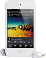 - iPod touch 16GB MP3 Player (4th Generation) - Wh