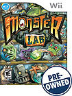 Monster Lab - PRE-OWNED - Nintendo Wii