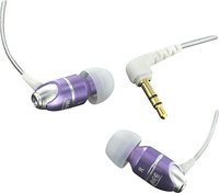 - Original M Series M31 Earbud Headphones - Purple