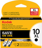 - 10XL Ink Cartridge Twin-Pack - Black