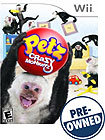Petz Crazy Monkeyz - PRE-OWNED - Nintendo Wii