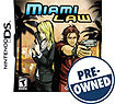 Miami Law - PRE-OWNED - Nintendo DS