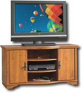 - Harvest 48'' Entertainment Credenza in Abbey Oak