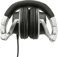 - Professional Over-the-Ear Headphones - Silver