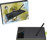 - Bamboo Splash Pen and Tablet - Black