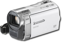 Panasonic - Digital Camcorder with 27   Monitor -