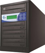- 1:3 CD/DVD Duplicator
