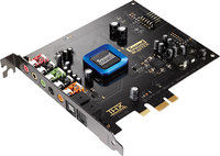 - Sound Blaster Recon3D Sound Card