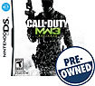 Call of Duty: Modern Warfare 3 Defiance - PRE-OWNE