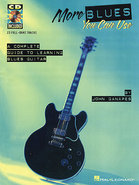 - More Blues You Can Use Instructional Book and CD