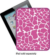 - Portfolio Case for Apple iPad - Pink Giraffe