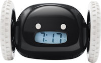 - Clocky Alarm Clock - Black
