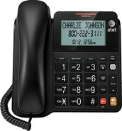 - Corded Speakerphone with Caller ID/Call Waiting