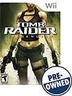 Tomb Raider: Underworld - PRE-OWNED - Nintendo Wii