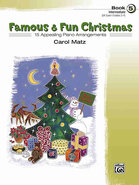 - Famous & Fun Christmas Book 5 Sheet Music