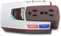 - 2-Outlet A/V PowerCenter Surge Protector