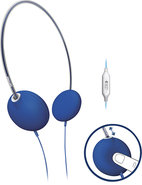 - Headband Headphones - Blue