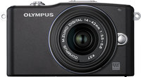 - Refurbished E-PM1 123-Megapixel Digital Camera w