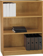 - Signature 3-Shelf Bookcase