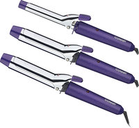- Supreme Curling Irons Combo Pack - Purple