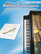 - Premier Piano Course Theory Book 2A Instructiona
