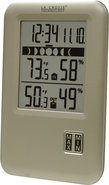 - Wireless Weather Station with Moon Phase