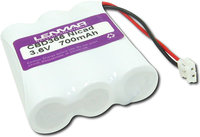 - Nickel-Cadmium Battery for Select Cordless Phone