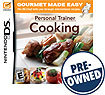 Personal Trainer: Cooking - PRE-OWNED - Nintendo D