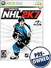NHL 2K7 - PRE-OWNED - Xbox 360