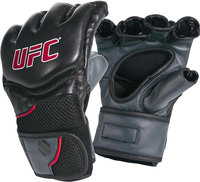 - UFC MMA Gloves (Small/Medium) - Black/Gray