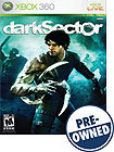 darkSector - PRE-OWNED - Xbox 360