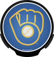 - Milwaukee Brewers Power Decal
