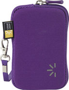 - Point-and-Shoot Digital Camera Case - Purple