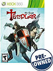 The First Templar - PRE-OWNED - Xbox 360