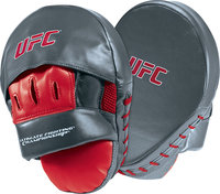 - UFC MMA Punch Mitt - Gray/Red