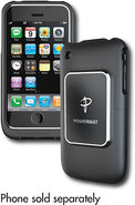 - Receiver Case for Apple iPhone 3G - Black