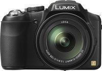 - LUMIX FZ200 121-Megapixel Digital Camera - Black